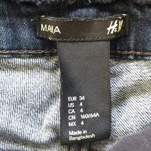 H&M Jeans - NWOT H&M Mama jeans